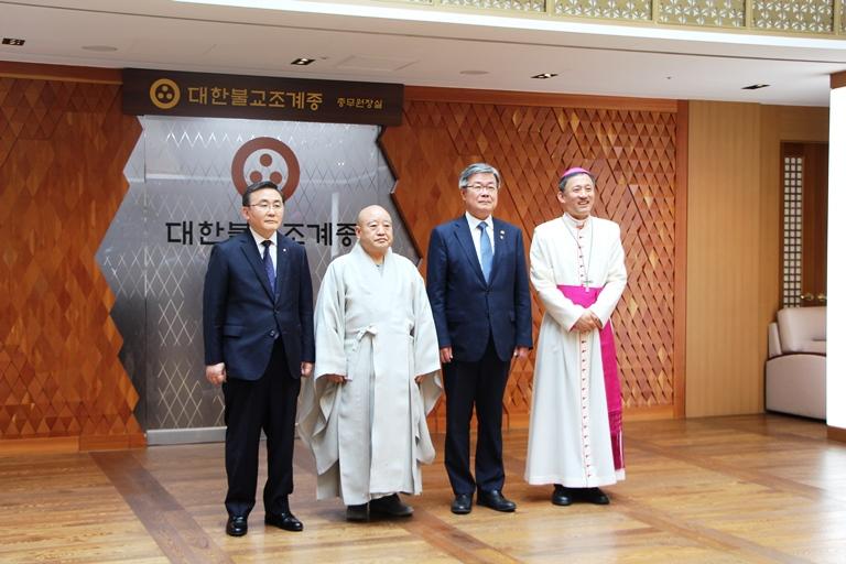 2019 3대종교 공동행사 자비와 나눔 행 사진1