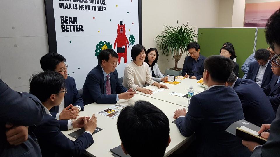 2019 사회적경제 활성화를 위한 현장방문 사진4