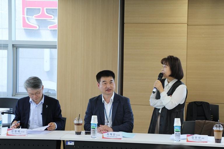 2019 사회적경제 활성화를 위한 현장방문 사진2